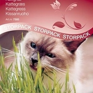 Kattgräs, Storportion